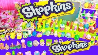 Shopkins Mega Surprise Toys 2 Pack Baskets Season 2 Collection Special Edition Ultra Rare
