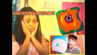 Shane | TESTING OLD APPLE PRODUCTS *Reaction*