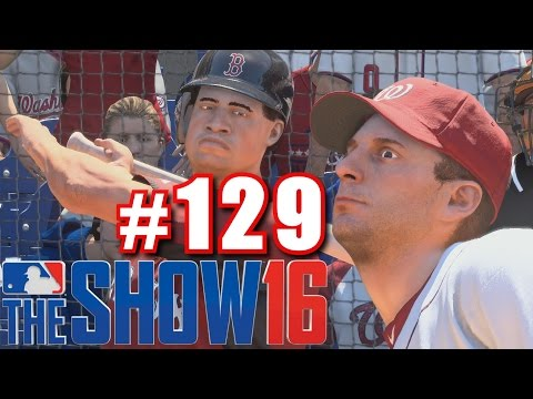 BABE RUTH VS. MAX SCHERZER! | MLB The Show 16 | Road to the Show #129