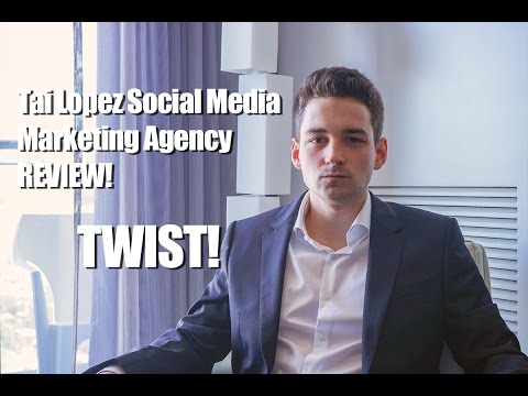 Tai Lopez Social Media Marketing Agency - My Twist That Can Make You Millions!!