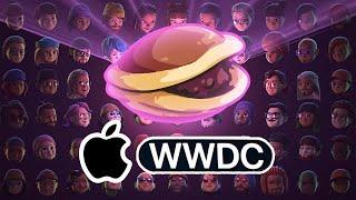 Apple發佈會 🍎誠實豆沙包版  WWDC21   懶人包 中文 iOS 15 iPadOS MacOS WatchOS