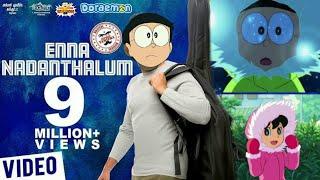 Nobita- Enna Nadanthalum Song  Meesaya Murukku   Doraemon, Nobita and Shizuka   Jones Arctic Edition