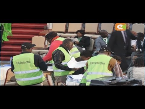 IEBC mooting staggering elections