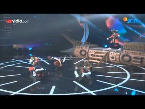 Street Evolution Crew (Jogjakarta) - Ricky Harun (8 Besar The Dance Icon 2)