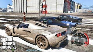 GTA 5 REAL LIFE MOD #579 - HENNESSEY VENOM!!! (GTA 5 REAL LIFE MODS)