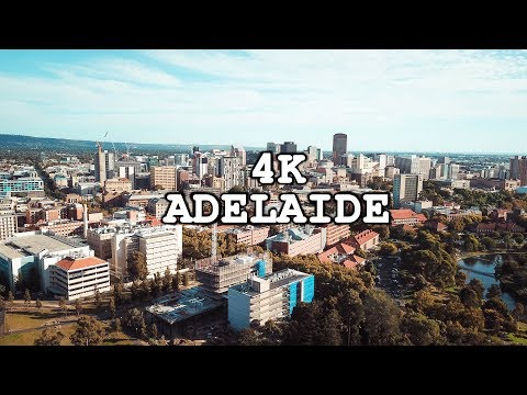 4K ADELAIDE DRONE VIDEO UPDATED!!! // DJI MAVIC PRO