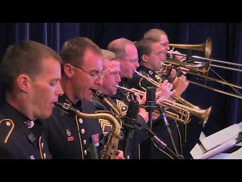 "Caballo Viejo - Army Field Band (Jazz Ambassadors ""Son Tropical"")"