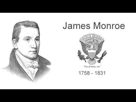James Monroe ***