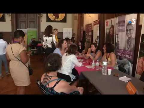 Salon professionnel dédié à la reconversion des femmes