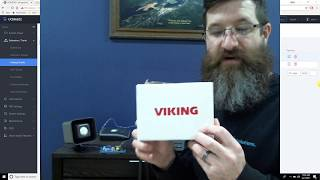 Grandstream Paging to speaker using Viking PI-1A