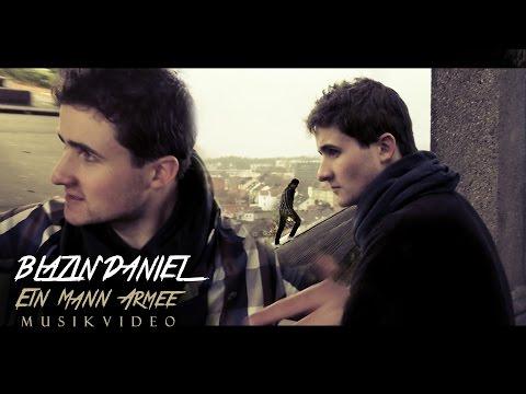 Blazin'Daniel - Ein Mann Armee (Official Video) [Prod. by Mariobeatz]