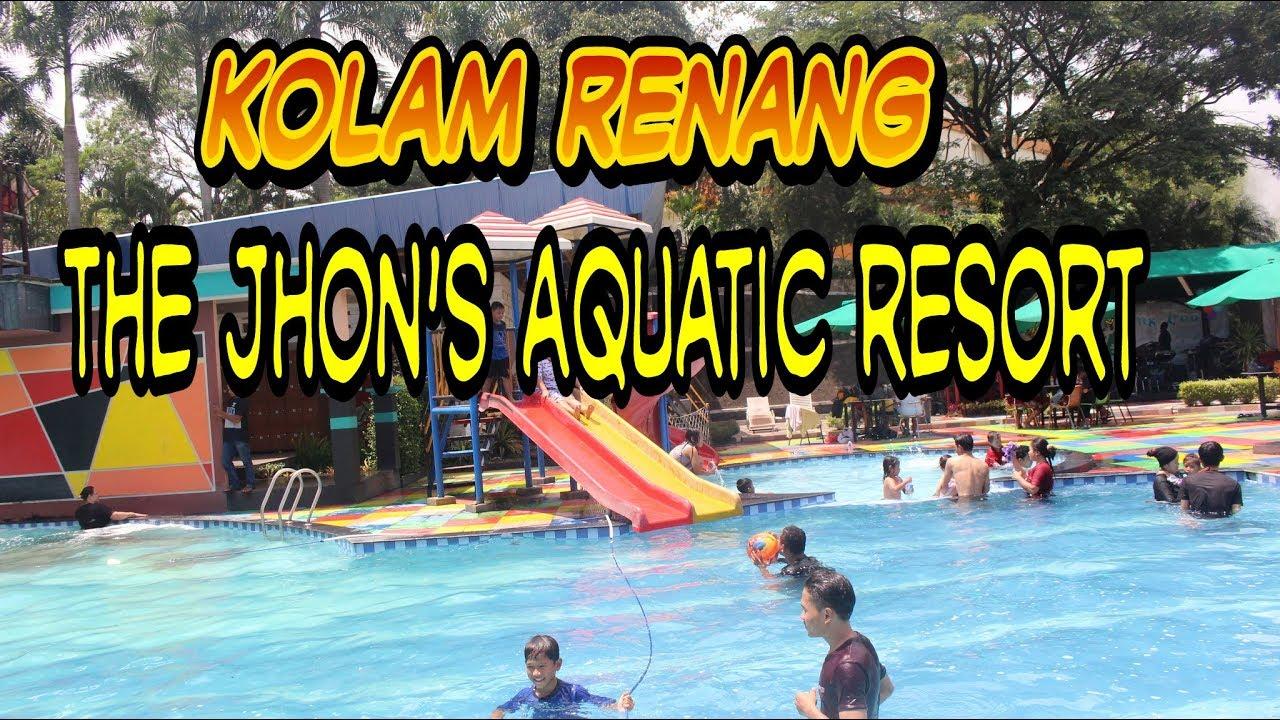 The Jhon S Aquatic Resort Cianjur Tempat Wisata Di Jawa Barat
