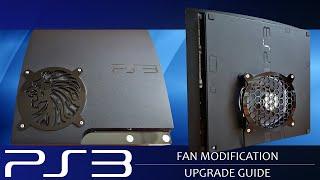PS3 Fan MOD