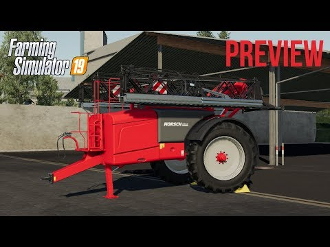 [PREVIEW] - Horsch LEEB 5 LT - Farming Simulator 19