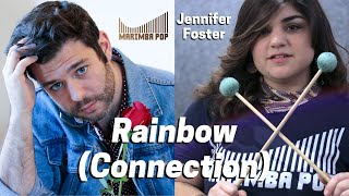Rainbow (Connection) by Kacey Musgraves + Kermit the Frog (Marimba Pop x Jennifer Foster Cover)