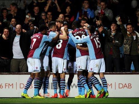 Aston Villa 2013-14 season highlights