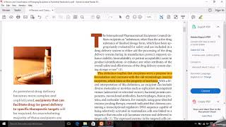How to change highlighter color in Adobe Acrobat Reader DC
