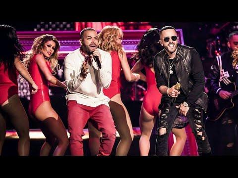 Nacho Ft Yandel - Bailame [Remix] |Premios Tu Mundo 2017 |Live