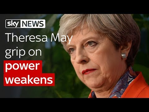 General Election: Result weakens Prime Minister Theresa May