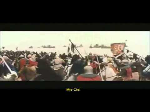 DARK MOOR - Mio Cid - Sub Español - Lyrics