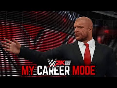 WWE 2K16   My Career   Episode 2
