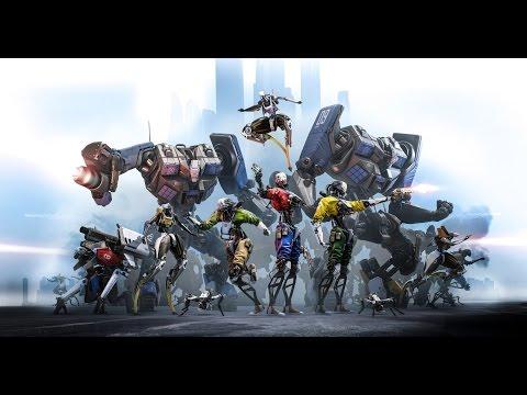 Robo Recall - Oculus Rift with Touch Announcement Trailer