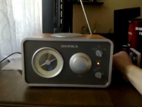 радиоприёмника Supra st-