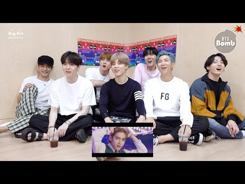 [BANGTAN BOMB] 'Dynamite' MV Reaction - BTS (방탄소년단)