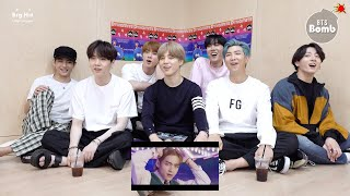 BANGTAN BOMB 'Dynamite' MV Reaction - BTS 방탄소년단width=