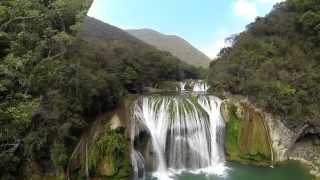 Cascada el Toro en Micos Huasteca Potosina
