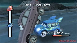 Disney Pixar Lightning McQueen Cars Movie Game - High Speed Heist - Part 20