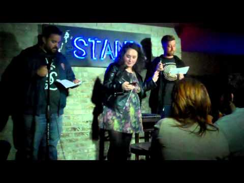 RoastMasters 9.22.15: Mike Cannon vs. Alexis Guerreros