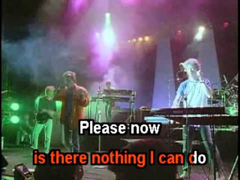 A-ha - I've been losing you - Karaoke