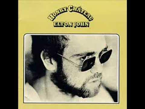 I Think I'm Gonna Kill Myself - Elton John (Honky Chateau 3 of 10)
