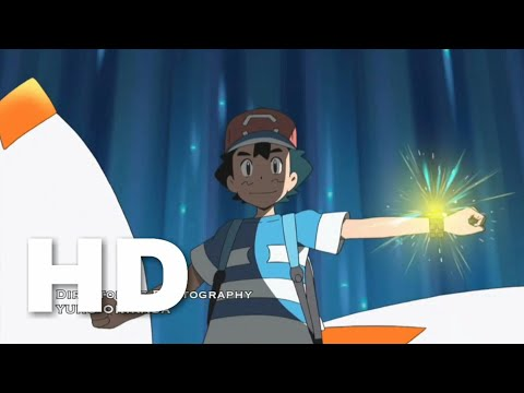Pokémon The series: Sun and Moon - Ultra Adventures - Opening With lyrics [English]