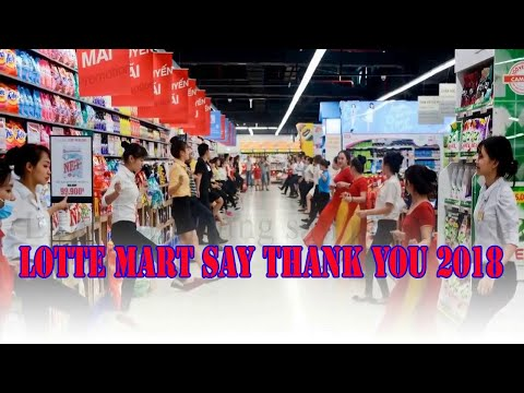 Lotte Mart Say Thank You 2018 - CS Dance