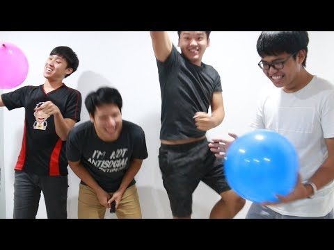 自杀气球游戏 #2  (kill urself balloon games #2)