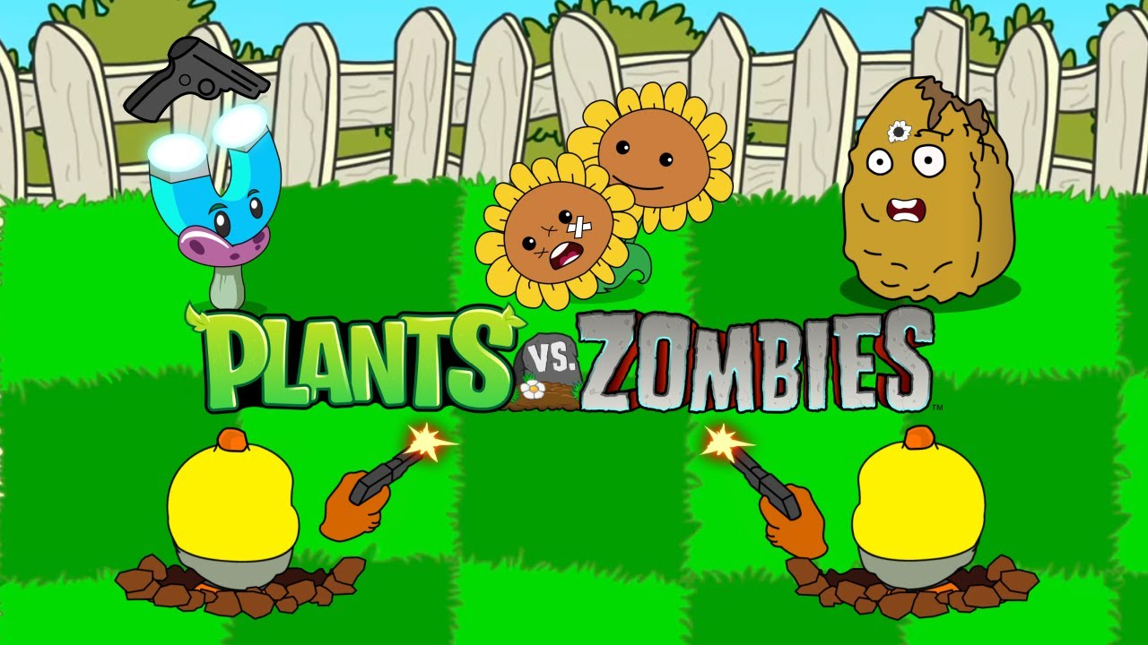CUP SONG vs PRO - Plants vs. Zombies - Episode 02