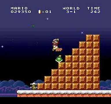 Super Mario Bros  (All-Stars Version) Infinite Lives Special