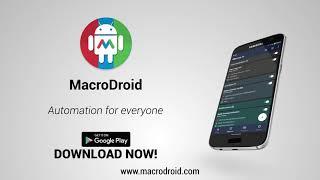 MacroDroid - Device Automation [app intro] screenshot 3