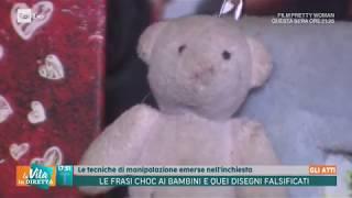 """""""Ladri"""" di bambini - La vita in diretta Estate 01/07/2019"""