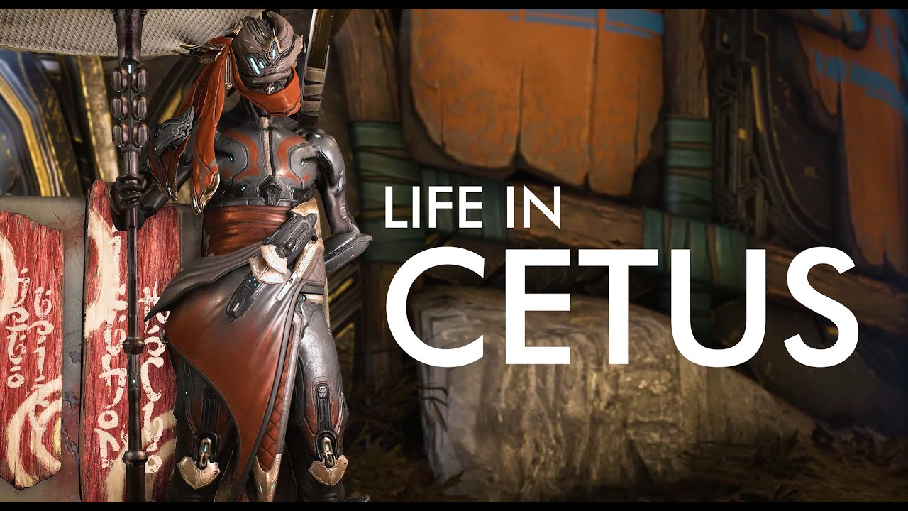 Life in Cetus - Cinematic - Captura | Warframe
