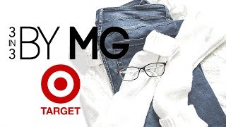 TARGET - 3 Looks in 3 Minutes!! - WINTER 2019 | 3 in 3 by MG