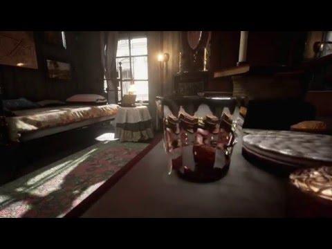 Sherlock Holmes' 221B Baker Street [UE4]