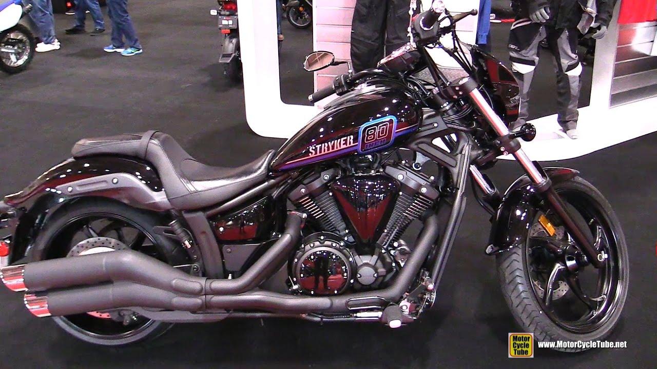 Yamaha Stryker Se