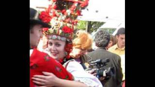 Romanian wedding song from Maramures / Mireasa , cununa ta -Dumitru Farcas