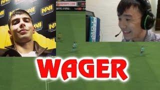 PRO WAGER vs NAVI YOZHYK - FIFA 14 Ultimate Team