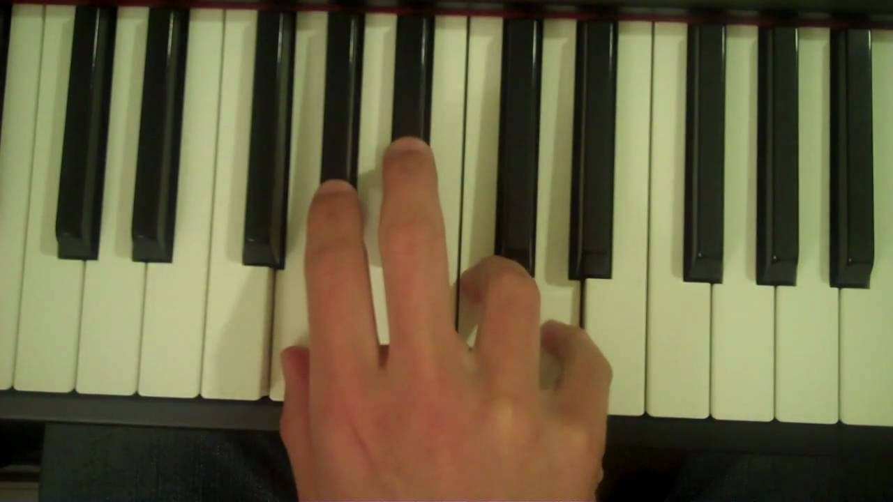How to play a gsus4 chord on piano youtube how to play a gsus4 chord on piano hexwebz Images