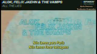 Baixar All The Lies (Alok, Felix Jaehn & The Vamps) TRADUÇÃO