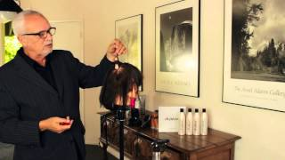 How to Do a Root Perm for Hair : Hair Care & Style Tips